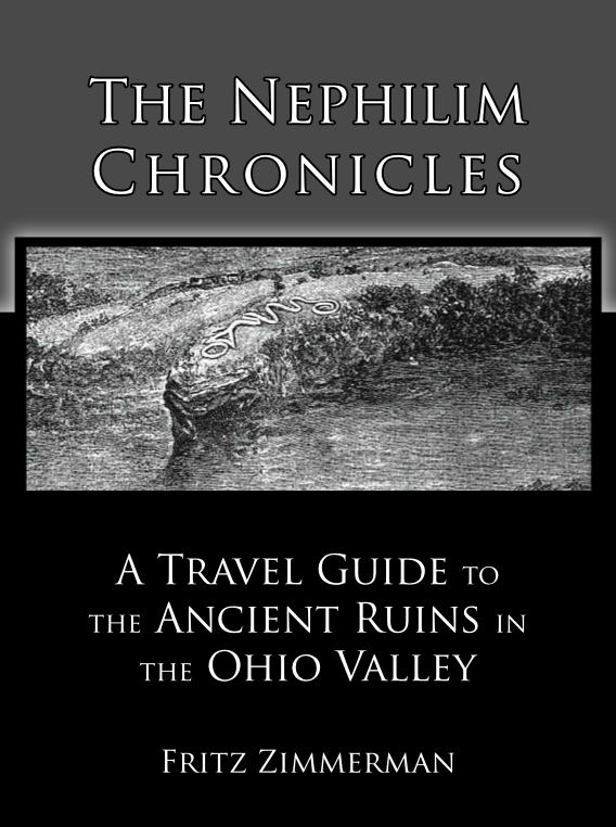 Travel Guide to the Burial Mounds and Earthworks in Ohio, Indiana, West Virginia, Kentucky, Michigan